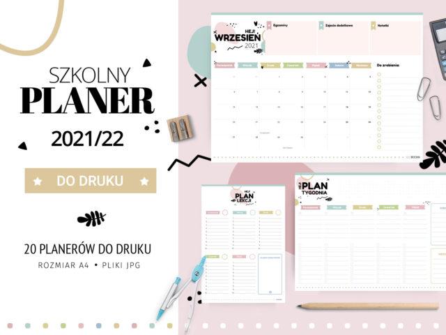 Planer szkolny 2021/22 - do druku